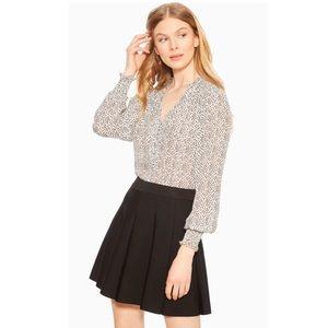 NWT Parker Zoe Knit Skirt Large $220